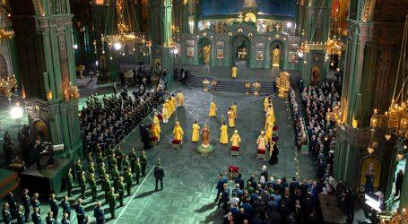 Ruski patrijarh Kiril posvetio novu vojnu katedralu