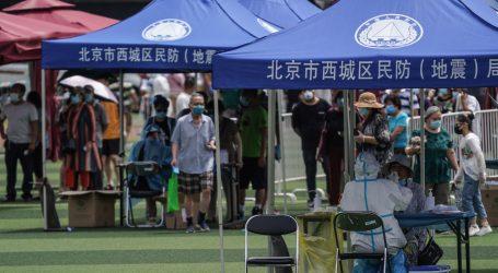 U Kini 40 novih slučajeva koronavirusa, dio Pekinga pod karantenom