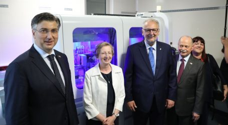 Klinika za infektivne bolesti 'dr. Fran Mihaljević' dobila vrijedan aparat