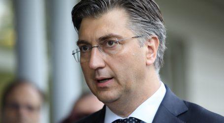 Plenković: Riješene sve dileme oko HDZ-ovih lista