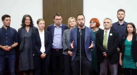 Zeleno-lijeva koalicija skupila 15.000 potpisa za brzo donošenje zakona o obnovi