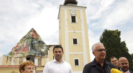 Bernardić: Zakon o obnovi Zagreba biti će prvi potez Restart koalicije