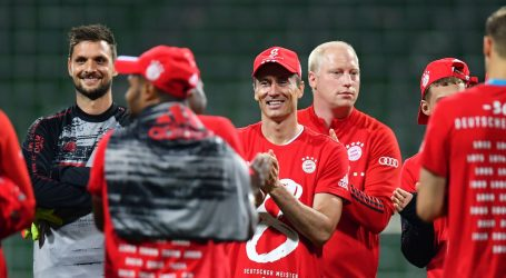 Bayern osigurao osmi uzastopni naslov prvaka
