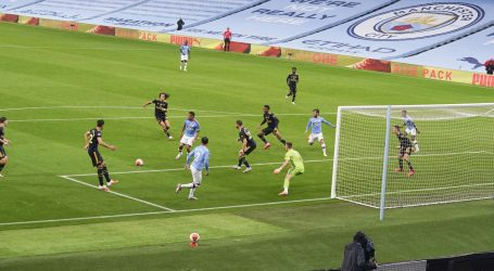 Manchester City uvjerljiv protiv Arsenala, večer za zaborav Davida Luiza