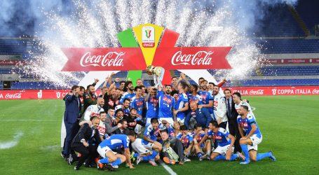 Napoliju šesti Kup Italije, u finalu slavili protiv Juventusa nakon penala