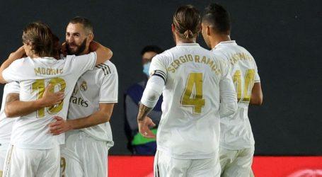 Benzema i Asensio vratili Real na dva boda od Barcelone