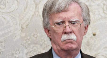 """POMPEO: """"Bolton riskira da bude kazneno gonjen"""""""