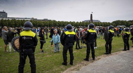 U Nizozemskoj sukobi s policijom zbog mjera izolacije