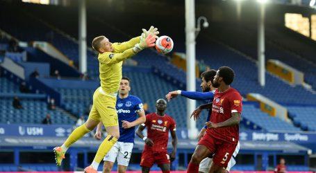 Utakmica Everton-Liverpool najgledanija u povijesti britanske televizije