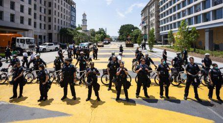 Američka Nacionalna garda spremna štititi spomenike u Washingtonu