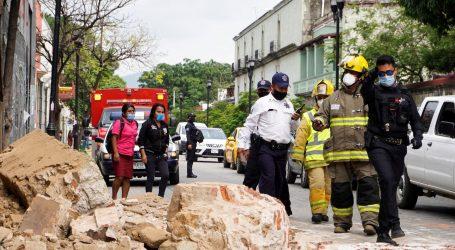 U potresu u Meksiku najmanje šestoro poginulih