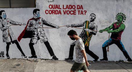 Broj umrlih u Latinskoj Americi premašio sto tisuća