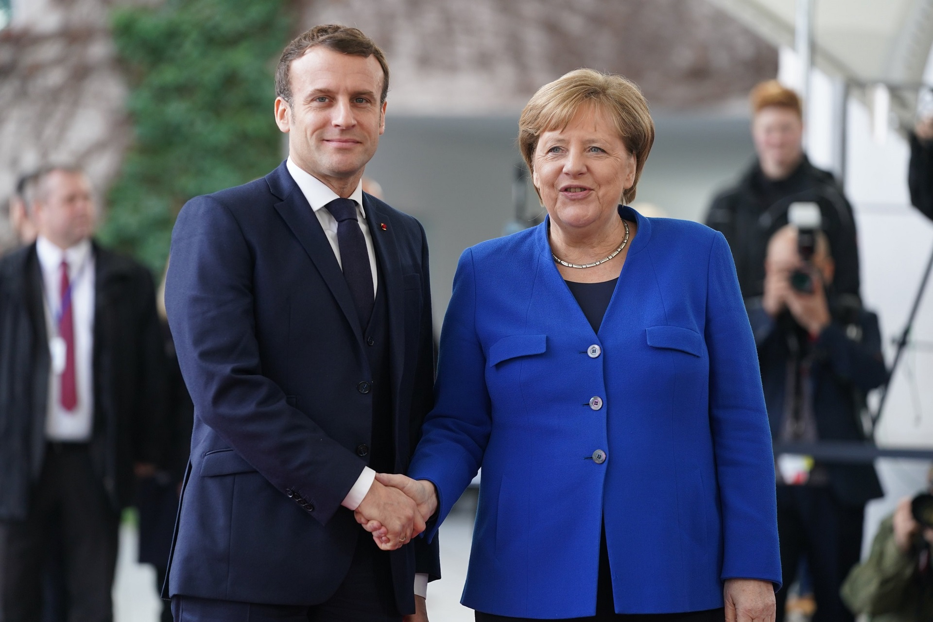 MACRON DANAS U BERLINU! Zajedno sa Merkel traži rješenje za financijski oporavak Evrope