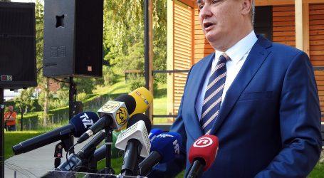 """Milanović: """"Izjava o tri entiteta BiH je omaška, entitet je pogrešan naziv"""""""