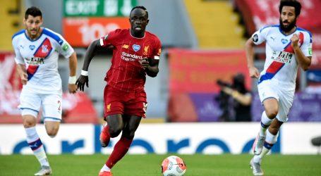 Liverpool uvjerljiv protiv Crystal Palacea, na korak su do dugoočekivane titule