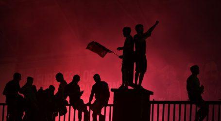 Navijači Liverpoola na ulicama proslavili dugoočekivani naslov
