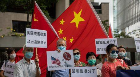 Kina usvojila zakon koji prijeti autonomiji Hong Konga