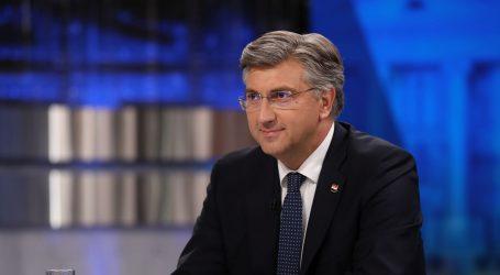 Plenković ustvrdio da je Hrvatska osigurala uredan Brexit