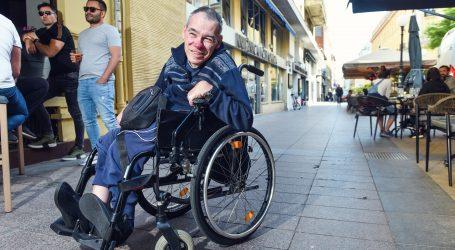 """Belamarić: """"Osobe s invaliditetom ne zanimaju državu pa nam je otela 450 milijuna kuna"""""""