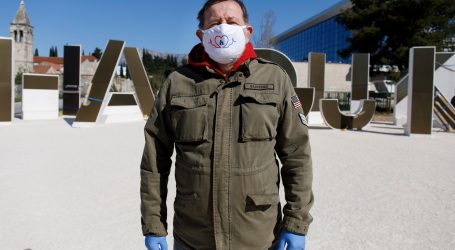 Gledateljima na stadionima više se ne preporuča nošenje maski