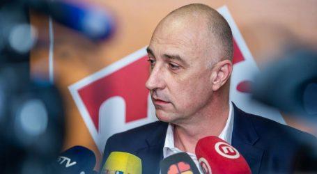 """Vrdoljak žestoko 'opleo' po Škori: """"Što je sljedeće? Šetnja Osijekom na tragu Glavaševih crnih košulja?"""""""