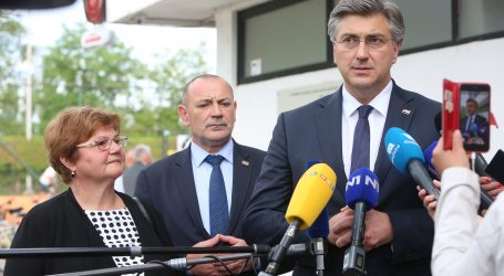 Plenković: Bernardić nije dorastao bilo kojoj ozbiljnijoj funkciji