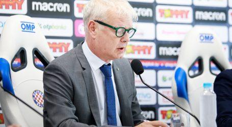 Hajduk obrazložio zašto se izuzeo prilikom glasovanja o prodaji TV prava za HNL