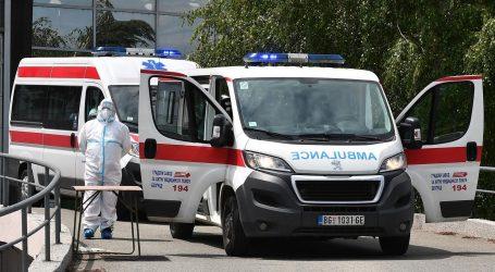 U Srbiji 94 novooboljelih, aktivno 654 slučajeva
