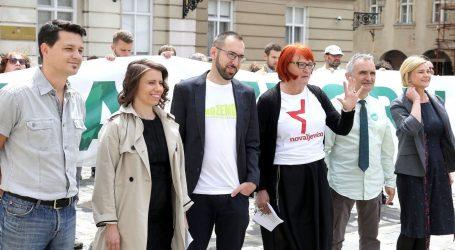 """Zeleno-lijeva koalicija: """"Izađite na izbore, sada napokon imate za koga glasati"""""""