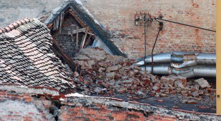 Prijave za pomoć u sanaciji zgrada oštećenih potresom do 31. listopada