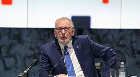 """Božinović: """"Za sada nema razloga za oštrije mjere"""""""