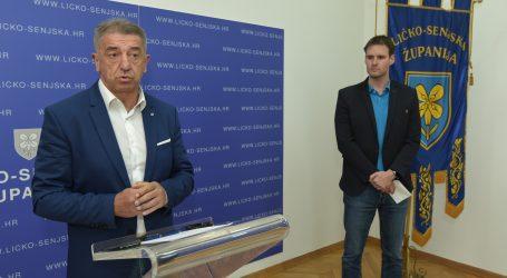 Milinović: Ličko-senjska županija ukida dnevna izvješća o koronavirusu