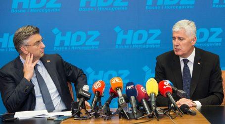 Plenković protiv žice između Hrvatske i BiH