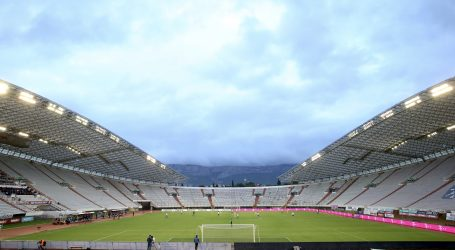 Hajduku još jedna utakmica kazne bez gledatelja