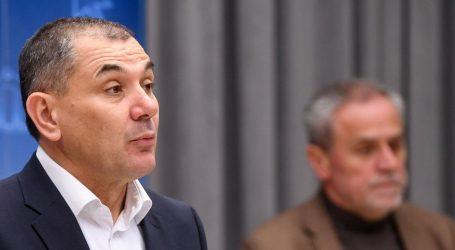 """Gradski ured: """"Tvrdnje ministrice Divjak nisu usuglašene s uputama HZJZ-a"""""""