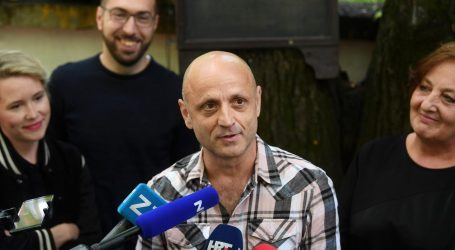 Mile Kekin na listi zeleno-lijeve koalicije u 7. izbornoj jedinici
