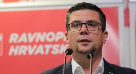 Domagoja Hajdukovića pretukao voditelj Ureda Davora Bernardića