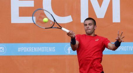 Hrvatski Premier Tenis: Fett bolja od Vekić, Ćorić od Čilića