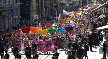 ZAGREB PRIDE: Ovogodišnja Povorka ponosa 19. rujna