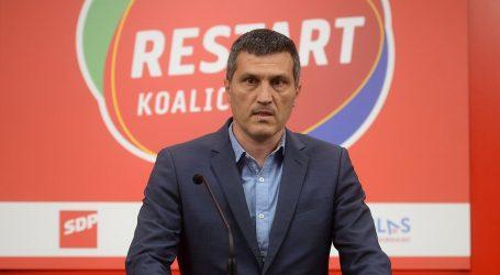 """VUKAS O IZBACIVANJU MIKULINA: """"SDP ima nultu toleranciju na nasilje"""""""