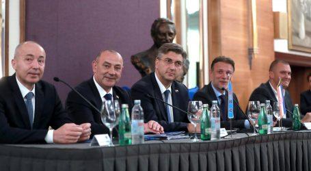 Jandroković otkrio da HDZ svoj predizborni plan temelji na uspješnoj borbi protiv koronavirusa