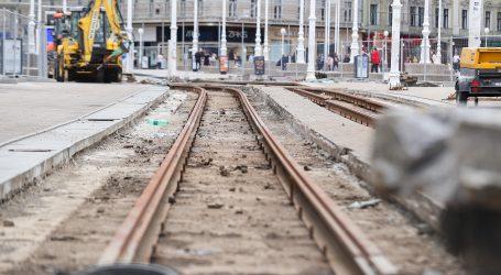ZET: Pokrenuta je obnova pruge, pogledajte gdje su radovi i koliko traju