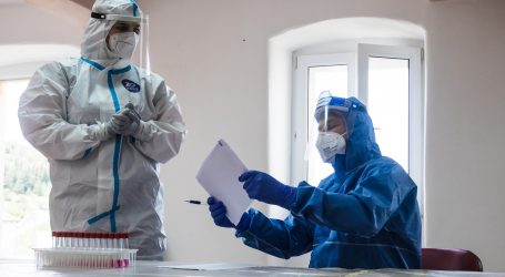 Jedna novozaražena osoba u Vukovarsko-srijemskoj županiji