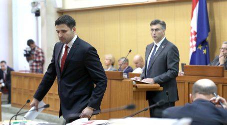Večeras će se napokon sučeliti Plenković i Bernardić