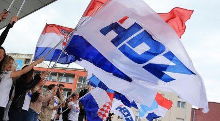 HDZ otkazao aktivnosti u Osječko-baranjskoj županiji, kandidati u samoizolaciji