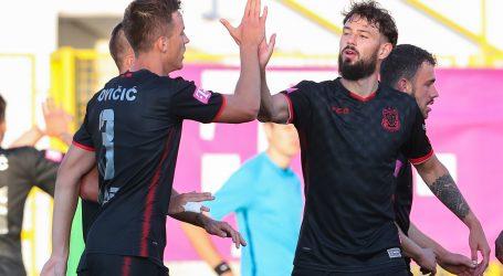 HT PRVA LIGA Gorica nanijela Interu sedmi prvenstveni poraz u nizu