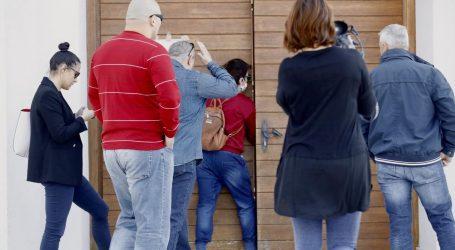 Podignuta optužnica protiv dvojice koji su napali na novinarku koja je snimala misu