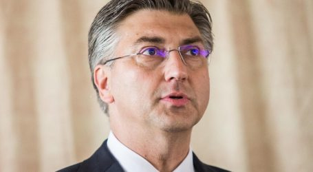 """Plenković danas u Klinci za infektivne bolesti """"Dr. Fran Mihaljević"""""""