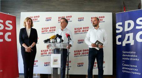 Pupovac, Jeckov i Milošević kandidati SDSS-a na parlamentarnim izborima