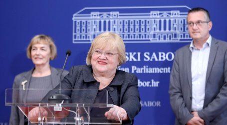 """GLAS: """"HDZ i Plenkovića samo zanima kako sigurno ostati na vlasti"""""""